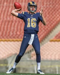 3905cf80be8 Los Angeles Rams Jared Goff Jared Goff