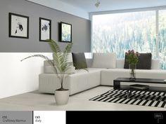 Znalezione obrazy dla zapytania jak pomalować salon nowocześnie