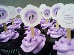 Cupcake Wishes & Birthday Dreams: Cupcake Monday: Cupcakes for a Cause
