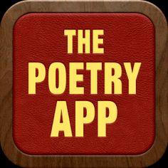 The Poetry App - http://appedreview.com/app/the-poetry-app/