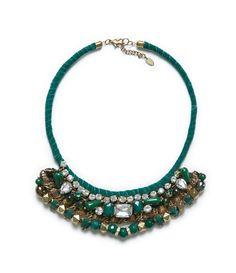ZARA - WOMAN - STONE NECKLACE WITH CORD