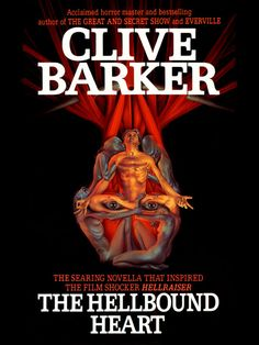 10. This gets 10 out of 10. Barker has an imagination that leaves you with your mouth open wide. This is the book that inspired the movie 'Hellraiser' which turned into one of the cult movies of the genre. A must-read.