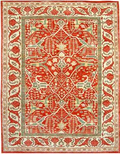 Designs Of Carpets rug in earth tones based on traditional african kuba cloth designs