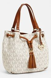 MICHAEL Michael Kors 'Large' Gathered Tote