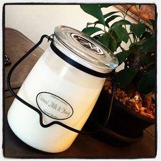 Great Candles...Farm Fabulosity: Design, Farm Life & Simple Living Blog...Home Decor {Vintage} Store