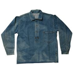 Levi Strauss Closed Front Jacket, 1900's