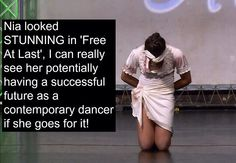 """Dance moms confessions - Dance to Seth Glier's """"The Next Right Thing"""""""