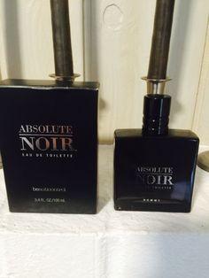 Absolute Noir Eau De Toilette Homme 3.4oz  | eBay
