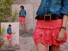 me encanto esta falda!! mi segundo color favorito! :D