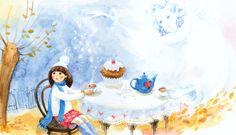 ABC Book by Aliona Bereghici, via Behance