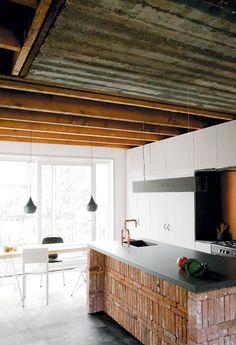 Cool bog om arkitekter i eget hus - Rumid