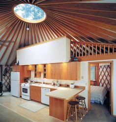 The True Cost Of Building A Yurt   Rainier Yurts