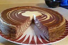Zebra-Käsekuchen ohne Boden, ein sehr schönes Rezept aus der Kategorie Kuchen. Bewertungen: 168. Durchschnitt: Ø 4,2.