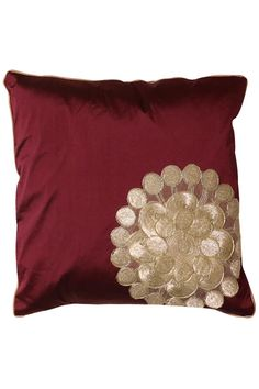Coir Cushion Covers with Natural Materials with Anti Slip & Anti Fade Properties. Sofa Covers, Throw Pillow Covers, Blue Dart, Cushion Covers Online, Bed Pillows, Cushions, Deck Chairs, Silk Material, Maroon Color
