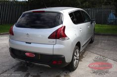 Peugeot 3008 - 5% - http://www.motomotion.net/peugeot-3008-5/ #GtechniqUK #Detailing #Valeting #Tinting #Motomotioncornwall