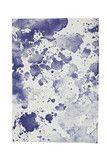 Tea Towel - Watercolor Blue / Bonnie and Neil