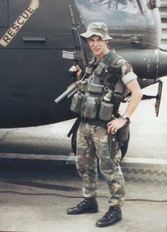 LRRP  (Long Range Reconnaissance Patrol), unknown location, Vietnam.