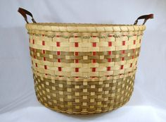 Large Toy Laundry or Quilt Handwoven Reed or by BrightExpectations, $85.00