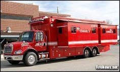 lafd apparatus | Los Angeles Fire Department Shops