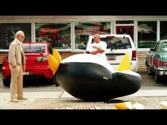 Jackass Presents: Bad Grandpa Trailer 2013 Johnny Knoxville Movie - Official [HD]