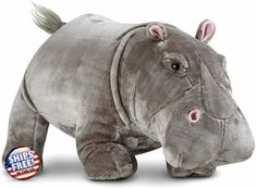 Giant Stuffed Animals, Dinosaur Stuffed Animal, Stuffed Toys, Grunge Outfits, Pet Toys, Kids Toys, Toddler Toys, Melissa & Doug, Punk