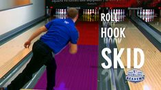 Increase your knowledge of bowling ball motion and get pointers on how to make your game stronger. http://www.usbcbowlingacademy.com/video/understanding-bowling-ball-motion-008618/