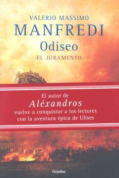 Odiseo, guerrero, hombre de estado y diplomático es el protagonista de esta nueva novela de Manfredi. Lo encontramos en su infancia en la isla de Ítaca hasta el final de la guerra de Troya.
