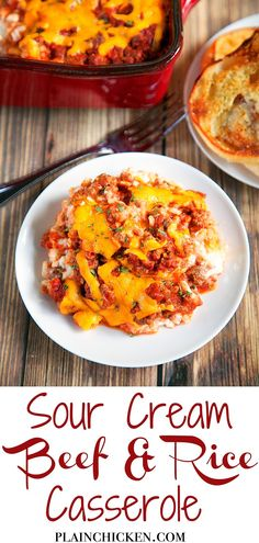 Creamy Chorizo-Chicken Casserole Recipe — Dishmaps