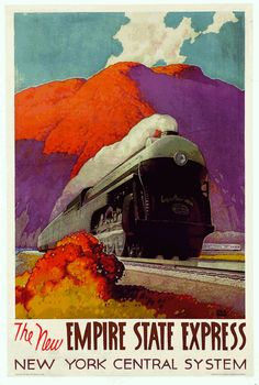 Vintage Cheshire Lines Southport Railway Poster A4//A3//A2//A1 Print