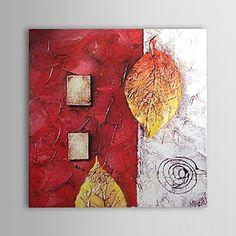 Pintado a mano aceite de la pintura abstracta 1303-AB0413 – USD $ 69.99