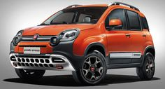 Photographs of the 2014 Fiat Panda Cross. An image gallery of the 2014 Fiat Panda Cross. Chennai, Alfa Romeo, Fiat Panda 4x4, New Fiat, Fiat Cars, Offroader, Fiat Abarth, Fiat 500l, Steyr