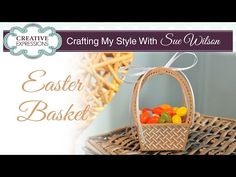 """Hi bloggers! Today's video is really a """"how to assemble"""" video that is perfect for anyone that has purchased the Easter Basket or ma..."""