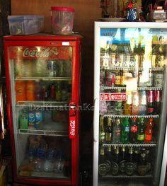 Cooled drinks @ Captain Shop (Koh Kood, Thailand)
