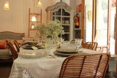 Dinning room corner