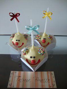 cakepop bonitinho