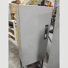 Catalog Number: Series: B. Type: Vacu-Break Switch with Clampmatic Contacts. Fusible and comes with fuses. View more 400 Amp Disconnects Used Equipment, Electrical Equipment, Type 1, Catalog, Number, Amp, Brochures