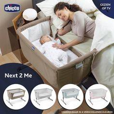 Ken jij het Next to Me Wiegje van Chicco al? Het Next to Me Wiegje kun je heel handig en veilig in je eigen slaapkamer gebruiken zodat je pasgeboren kindje altijd bij je is. De voordelen van samen slapen: Het helpt pasgeborenen te wennen aan het dag-nacht-ritme en het vereenvoudigt het geven van borstvoeding voor de moeders. Daarnaast stelt het de ouders gerust en geeft het kindje een veilig gevoel. Het versterkt de band tussen kindje en ouders en helpt het kindje om zelfverzekerder en…