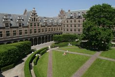 Hof Van Liere, Stadscampus, Universiteit Antwerpen
