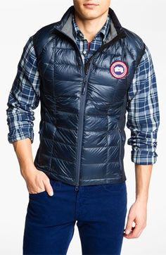 Canada Goose 'Hybridge Lite' Quilted Down Vest available at #Nordstrom