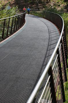 08 OXIGEN_TORRENS-BRIDGE_IMAGE-BY-OXIGEN-(2) « Landscape Architecture Works | Landezine
