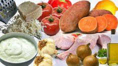 Csirke variációk Tejfölben sült csirke sült batátával Zöldséges csirke Melyik jön be jobban? #gabokakucko