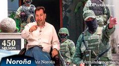 El Ejército actúa sin Límite, Humanidad ni Reglas - Fernández Noroña - [...