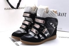 http://www.okjordans.com/isabel-marant-suede-and-leather-wedge-sneakers-snakeskin-black-new-cheap.html Only$189.00 ISABEL MARANT SUEDE AND LEATHER WEDGE SNEAKERS SNAKESKIN BLACK NEW CHEAP Free Shipping!