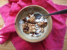 Granola on Pinterest | Banana Granola, Granola and Peanut Butter ...