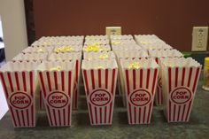 """Photo 2 of 11: Movie & Popcorn / Baby Shower/Sip & See """"Ready to Pop/Coming Soon"""" 