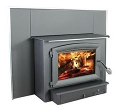 Breckwell Hearth Products SW740I Wood Stove Insert - SW740I