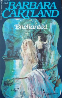 barbara cartland enchanted