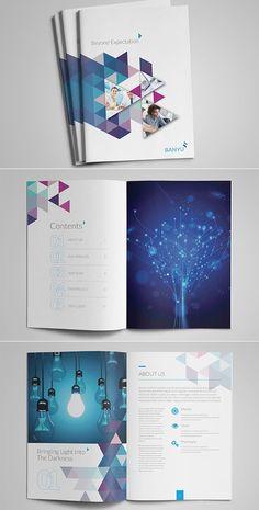 brochure logostylevn brochure template brochure design corporate brochure company profile design