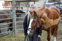 Eine bedingungslose Freundschaft zwischen einem Mädchen und ihrem Pferd.