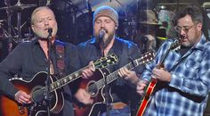 Zac brown Songs | Gregg Allman, Vince Gill & Zac Brown Perform 'Midnight Rider' (LIVE) (VIDEO) | Country Music Videos